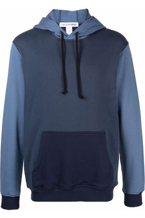 Comme des Garçons Colour-block hoodie