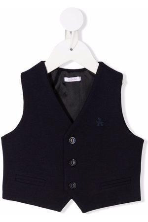 Le Bebé Enfant Classic button waistcoat