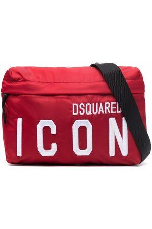 Dsquared2 Kids TEEN logo-embroidered belt bag