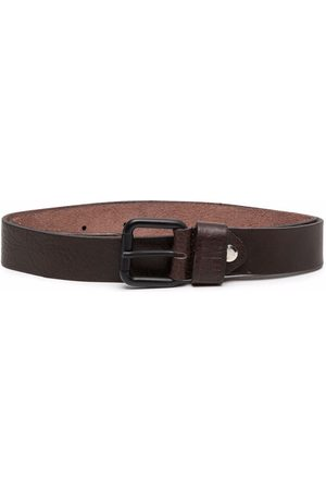 Paolo Pecora Kids Leather buckle belt