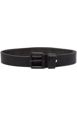 Paolo Pecora Kids Jongens Riemen - Leather buckle belt