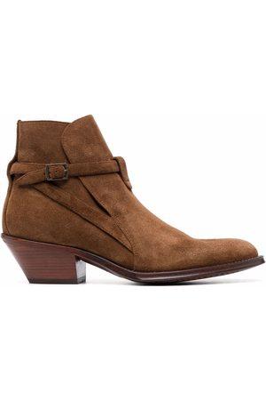 Saint Laurent Ratched 45 ankle boots
