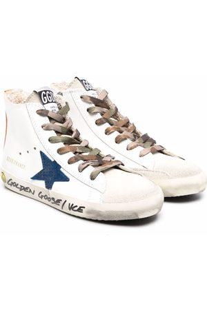 Golden Goose Jongens Sneakers - GYF00113F002003 10764 Leather/
