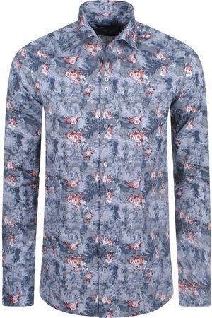 Ferlucci Heren overhemd calabria bloemen slimfit