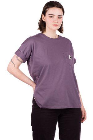 Carhartt Pocket T-Shirt paars