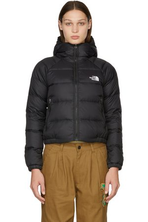 The North Face Black Down Hydrenalite Hooded Puffer Jacket