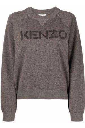 Kenzo Logo lettering jumper