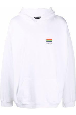 Balenciaga Pride boxy hoodie