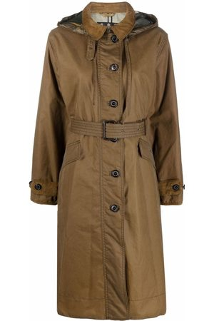 Barbour Alice belted trench coat