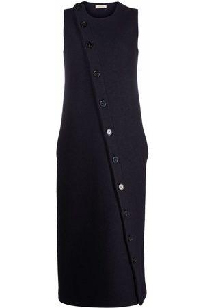 Nina Ricci Dames Lange jurken - Buttoned-front maxi dress