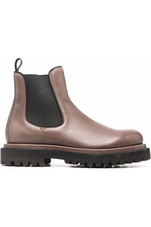 Officine Creative Wisal 006 leather boots