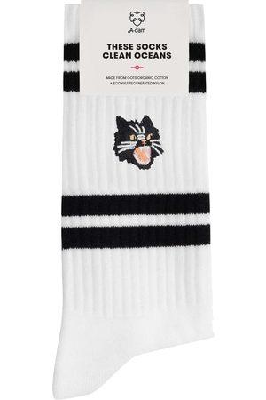 A-dam Heren Sportondergoed - Sport socks kitty cat