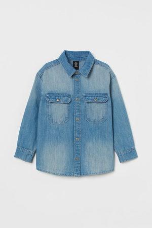 H&M Jongens Jeans - Jeanshemd