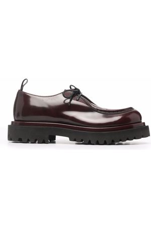 Officine Creative Polished calf leather shoes