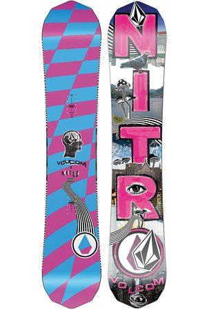 Nitro Dames Beauty X Volcom 150 2022 Snowboard patroon