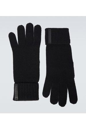 Dolce & Gabbana Heren Handschoenen - Knitted wool gloves