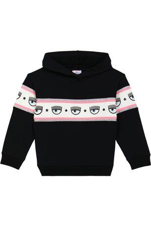 MONNALISA X Chiara Ferragni stretch-cotton hoodie