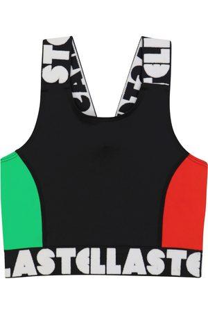 Stella McCartney Printed active bra