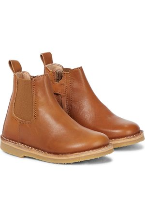 Petit Nord Leather Chelsea boots