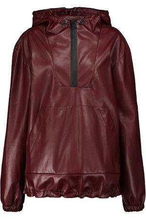 Deveaux New York Dames Leren jassen - Parker faux leather jacket