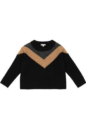 Caramel Autone alpaca-blend sweater