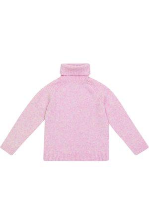 MORLEY Mason Lama wool-blend sweater