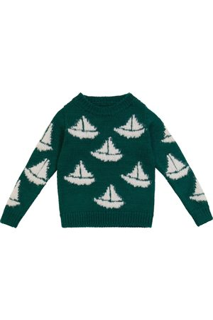 The Animals Observatory Sweaters - Arty Bull wool sweater
