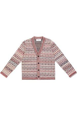 paade mode Wool-blend cardigan