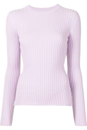 Anna Quan Elesha ribbed-knit cotton jumper