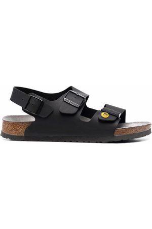 Birkenstock Slingback leather sandals