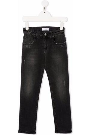 Paolo Pecora Jongens Jeans - Distressed-effect jeans