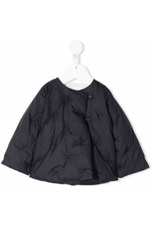 Bonpoint Quilted off-centre jacket