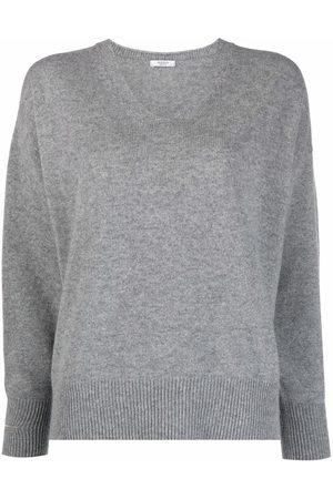 Peserico V-neck knitted jumper