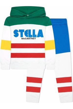 Stella McCartney Colour-block tracksuit set