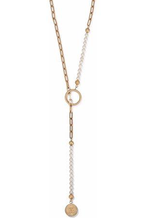 Dolce & Gabbana Faux-pearl pendant necklace