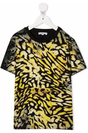 Givenchy Kids Tiger-print T-shirt