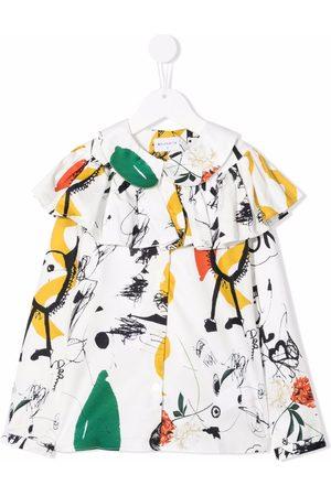 Wolf & Rita Love Theater graphic-print blouse