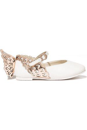 Sophia Webster Evangeline butterfly ballerina shoes