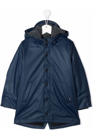 Gosoaky Hooded parka coat