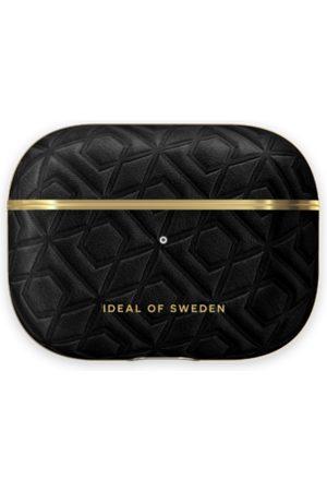 IDEAL OF SWEDEN Telefoon hoesjes - Atelier AirPods Case Pro Embossed Black
