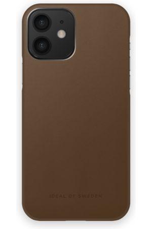 IDEAL OF SWEDEN Telefoon hoesjes - Atelier Case iPhone 12 Intense Brown