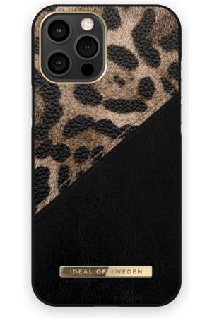 IDEAL OF SWEDEN Telefoon hoesjes - Atelier Case iPhone 12 Pro Max Midnight Leopard
