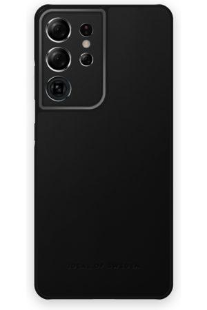 IDEAL OF SWEDEN Telefoon hoesjes - Atelier Case Galaxy S21 Ultra Intense Black