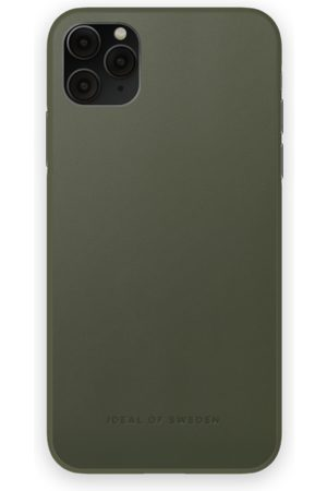 IDEAL OF SWEDEN Atelier Case iPhone 11 Pro Max Intense Khaki