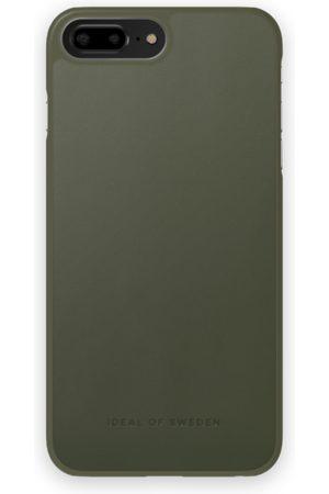 IDEAL OF SWEDEN Telefoon hoesjes - Atelier Case iPhone 8 Plus Intense Khaki