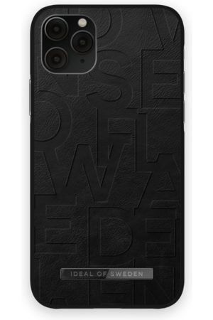 IDEAL OF SWEDEN Telefoon hoesjes - Atelier Case iPhone 11 Pro IDEAL Black