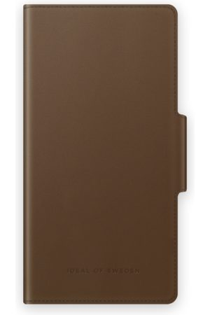 IDEAL OF SWEDEN Telefoon hoesjes - Atelier Wallet Galaxy S21 Intense Brown