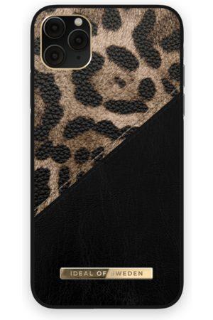 IDEAL OF SWEDEN Telefoon hoesjes - Atelier Case iPhone 11 Pro Max Midnight Leopard