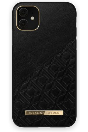 IDEAL OF SWEDEN Atelier Case iPhone 11 Embossed Black