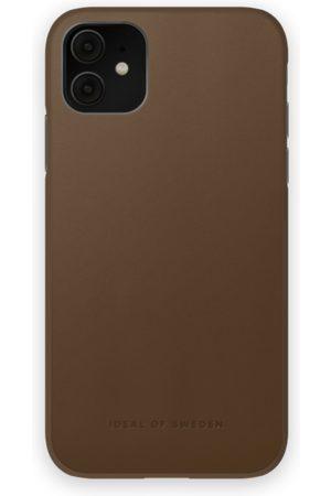 IDEAL OF SWEDEN Telefoon hoesjes - Atelier Case iPhone 11 Intense Brown